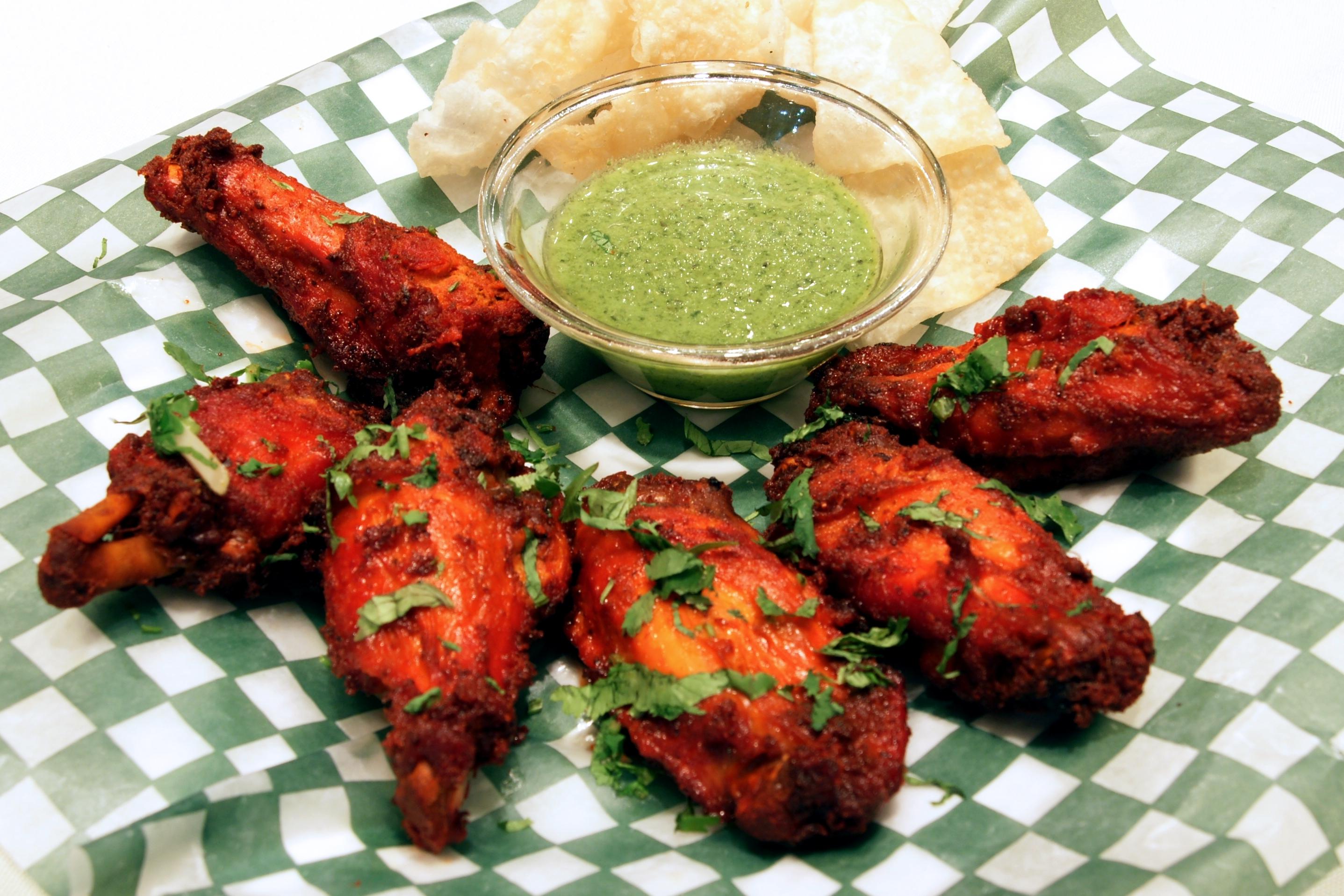 Chicken Wings (7pcs) -